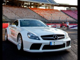 Ver foto 6 de Mercedes SL65 AMG Black Series P 1000 by MKB 2010