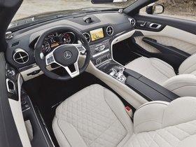 Ver foto 19 de Mercedes Clase SL SL65 AMG R231 USA 2012
