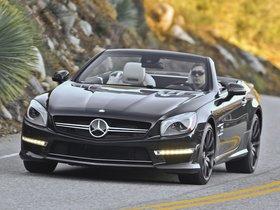 Ver foto 10 de Mercedes Clase SL SL65 AMG R231 USA 2012