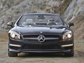 Ver foto 9 de Mercedes Clase SL SL65 AMG R231 USA 2012
