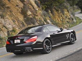 Ver foto 6 de Mercedes Clase SL SL65 AMG R231 USA 2012