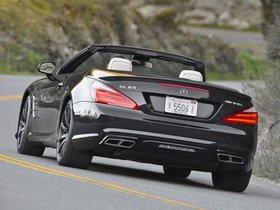 Ver foto 5 de Mercedes Clase SL SL65 AMG R231 USA 2012