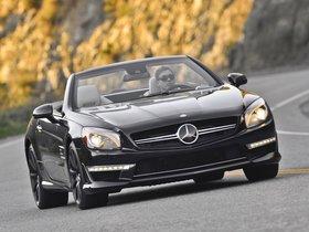 Ver foto 4 de Mercedes Clase SL SL65 AMG R231 USA 2012