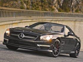Ver foto 1 de Mercedes Clase SL SL65 AMG R231 USA 2012