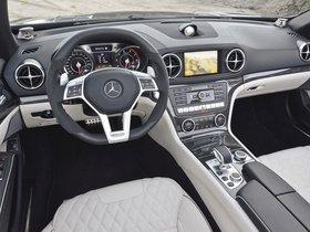 Ver foto 18 de Mercedes Clase SL SL65 AMG R231 USA 2012