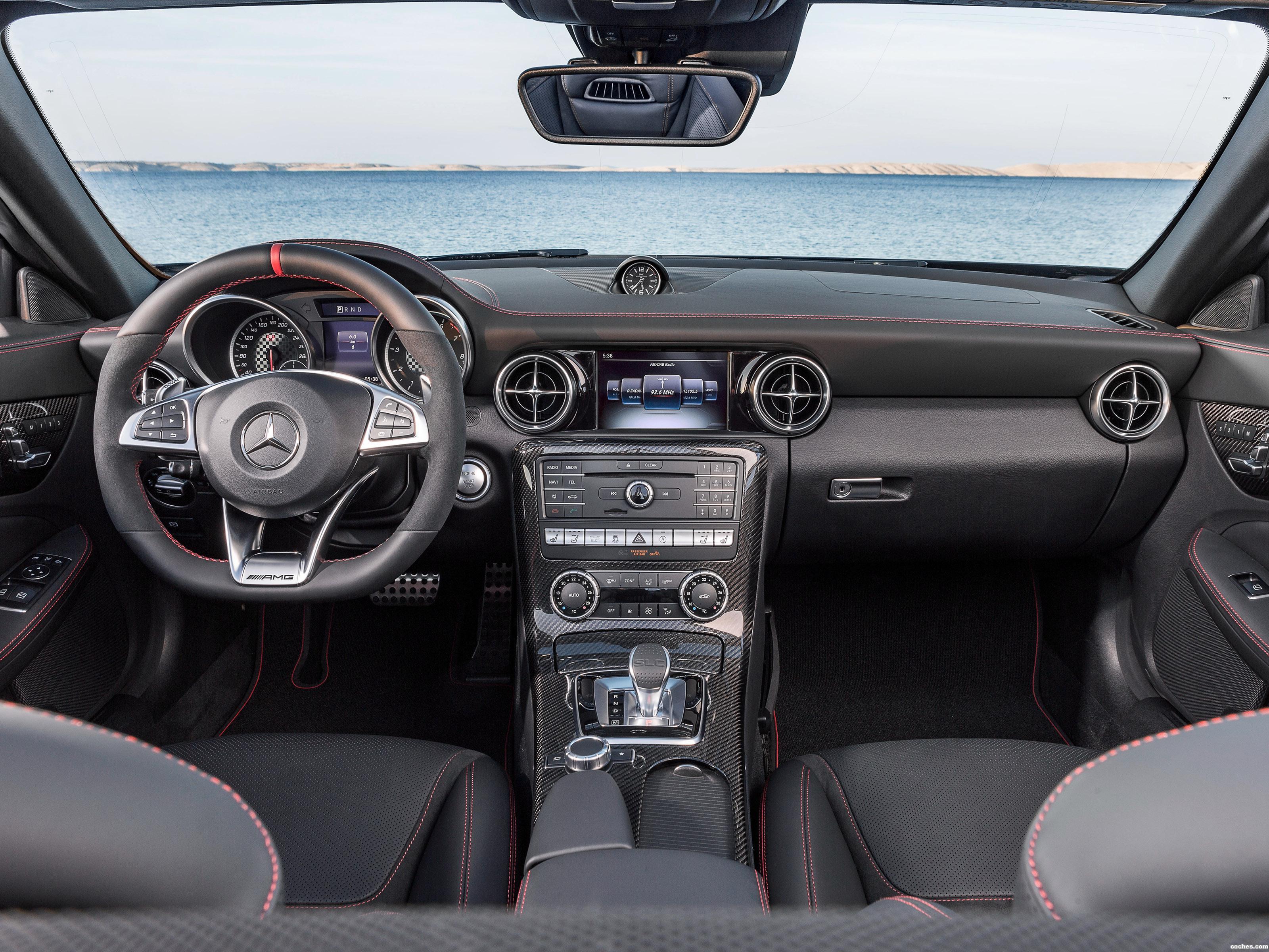 Foto 19 de Mercedes AMG SLC 43 R172 2016