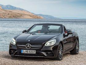 Ver foto 3 de Mercedes AMG SLC 43 R172 2016