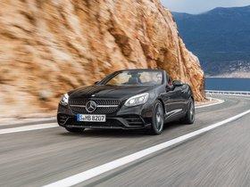 Ver foto 1 de Mercedes AMG SLC 43 R172 2016