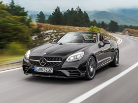 Fotos de Mercedes AMG SLC 43 R172 2016