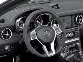 Ver foto 16 de Mercedes SLK 55 AMG 2011