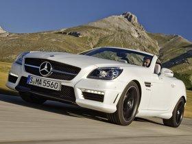 Ver foto 7 de Mercedes SLK 55 AMG 2011