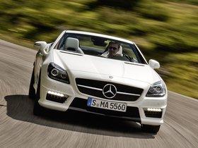 Ver foto 6 de Mercedes SLK 55 AMG 2011