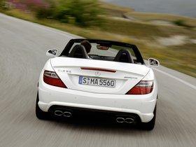 Ver foto 4 de Mercedes SLK 55 AMG 2011