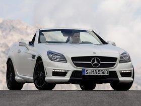 Ver foto 3 de Mercedes SLK 55 AMG 2011