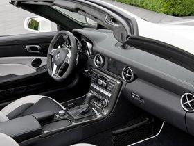 Ver foto 15 de Mercedes SLK 55 AMG 2011