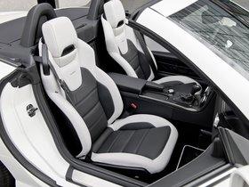 Ver foto 14 de Mercedes SLK 55 AMG 2011