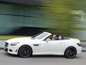 Ver foto 13 de Mercedes SLK 55 AMG 2011