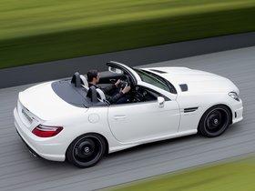 Ver foto 12 de Mercedes SLK 55 AMG 2011