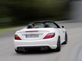 Ver foto 11 de Mercedes SLK 55 AMG 2011