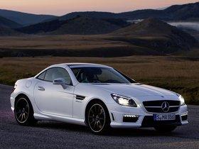Ver foto 10 de Mercedes SLK 55 AMG 2011