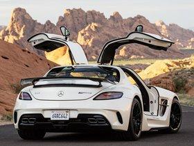 Ver foto 8 de Mercedes SLS AMG Mercedes 63 Black Series 2013