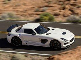Ver foto 3 de Mercedes SLS AMG Mercedes 63 Black Series 2013