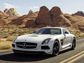 Fotos de Mercedes SLS AMG Mercedes 63 Black Series 2013