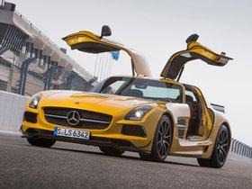 Ver foto 4 de Mercedes SLS AMG 63 Black Series 2013