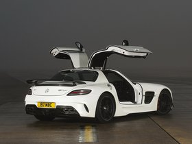 Ver foto 7 de Mercedes SLS AMG 63 Black Series C197 UK 2013