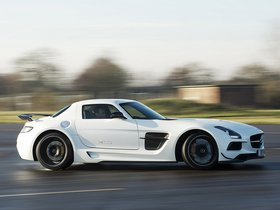 Ver foto 4 de Mercedes SLS AMG 63 Black Series C197 UK 2013