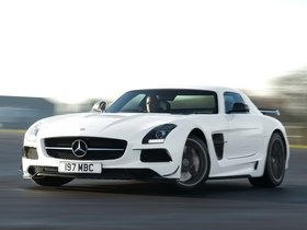 Ver foto 2 de Mercedes SLS AMG 63 Black Series C197 UK 2013