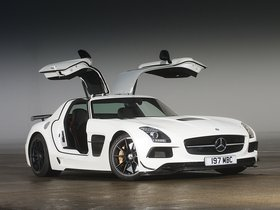 Ver foto 14 de Mercedes SLS AMG 63 Black Series C197 UK 2013