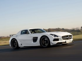 Ver foto 13 de Mercedes SLS AMG 63 Black Series C197 UK 2013