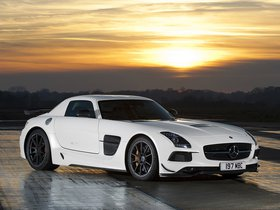 Ver foto 10 de Mercedes SLS AMG 63 Black Series C197 UK 2013