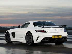 Ver foto 9 de Mercedes SLS AMG 63 Black Series C197 UK 2013
