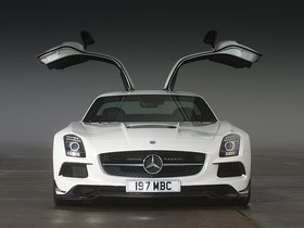 Ver foto 8 de Mercedes SLS AMG 63 Black Series C197 UK 2013
