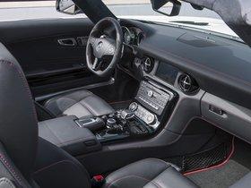 Ver foto 14 de Mercedes SLS AMG 63 GT Roadster R197 2012