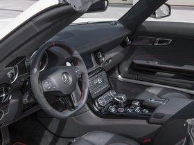 Ver foto 13 de Mercedes SLS AMG 63 GT Roadster R197 2012