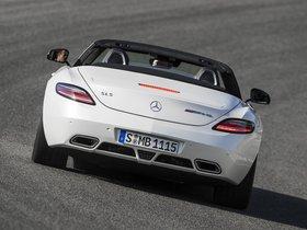 Ver foto 11 de Mercedes SLS AMG 63 GT Roadster R197 2012