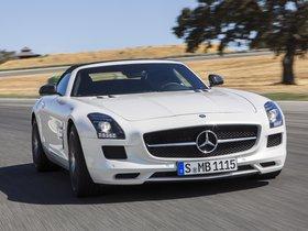 Ver foto 10 de Mercedes SLS AMG 63 GT Roadster R197 2012