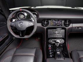 Ver foto 32 de Mercedes SLS AMG 63 GT Roadster R197 2012