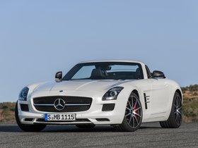 Fotos de Mercedes SLS AMG Roadster