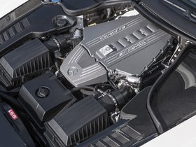 Ver foto 28 de Mercedes SLS AMG 63 GT Roadster R197 2012