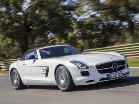 Ver foto 25 de Mercedes SLS AMG 63 GT Roadster R197 2012