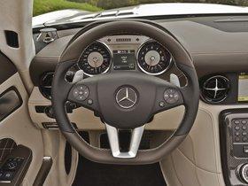 Ver foto 30 de Mercedes SLS AMG63 GT Roadster USA 2012