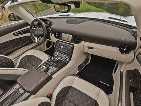 Ver foto 29 de Mercedes SLS AMG63 GT Roadster USA 2012