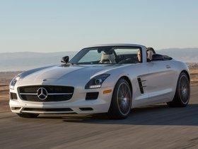 Ver foto 9 de Mercedes SLS AMG63 GT Roadster USA 2012