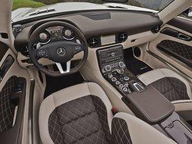 Ver foto 28 de Mercedes SLS AMG63 GT Roadster USA 2012