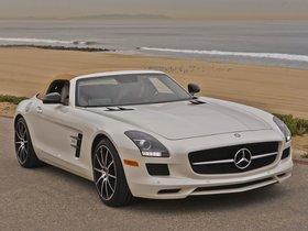 Ver foto 23 de Mercedes SLS AMG63 GT Roadster USA 2012