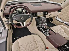 Ver foto 27 de Mercedes SLS AMG63 GT USA 2012